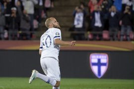 Kualifikasi Piala Eropa, Finlandia diambang cetak sejarah lolos ke putaran final