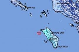 Nias Utara diguncang gempa Magnitudo 5,2, tidak berpotensi tsunami