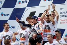 Marquez ingin kawinkan tiga gelar untuk Honda