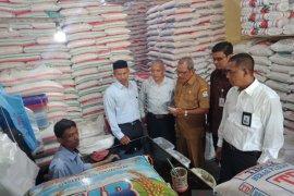 Pemkab berhasil kendalikan kenaikan harga beras di Aceh Barat