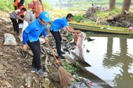 Pemuda diajak peduli kebersihan sungai