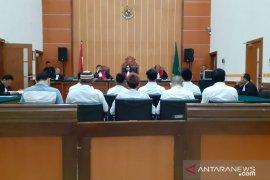 Sembilan pengedar 70 kg sabu-sabu divonis hukuman seumur hidup