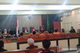 Polisi Jambi lakukan pengamanan ketat sidang perdana kelompok SMB