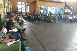 KNPI Asmat gelar sejumlah perlombaan jelang Hari Sumpah Pemuda