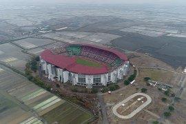 Penonton dilarang bawa kembang api saat laga Indonesia vs China