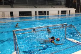 Pada SEA Games 2019, timnas polo air putra targetkan satu emas