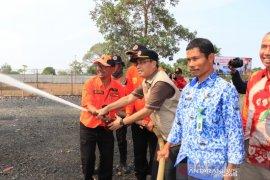 Wakil Wali Kota pimpin simulasi penanggulangan bencana