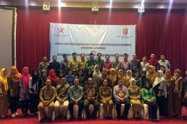 Perpusnas Sosialisasikan Pengembangan Program Revitalisasi Di Lampung