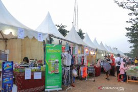 236 gerai  binaan UKM kecamatan dan OPD meriahkan MTQ  Kota Tangerang