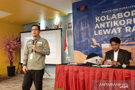 KPK buat Tim transisi sikapi berlakunya UU baru