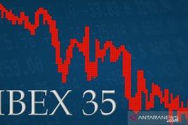 Indeks IBEX 35 jatuh 1,89 persen