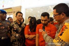 Polrestabes Surabaya ungkap pembunuhan  bermotif utang