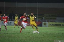 """""""Hattrick"""" Torres buat Barito Putera lumat Perseru Badak Lampung FC"""