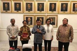 """Wapres resmikan """"Indonesian Aid"""", bentuk diplomasi """"tangan di atas"""""""
