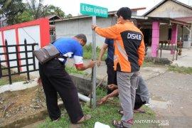 Pemkab Landak pasang 108 papan nama jalan di Ngabang