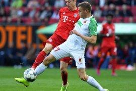 Hasil Liga Jerman: Bayern batal menang di markas Augsburg