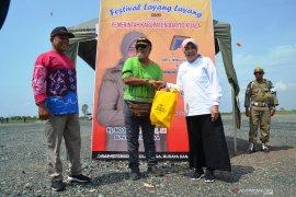 Kotabaru wins decorative kite, Jejangkit champion in fight