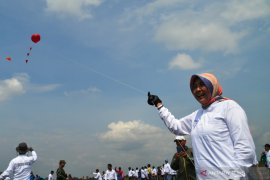 200 kite players compete in Jejangkit