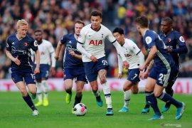 Liga Inggris, Dele Alli selamatkan muka Tottenham dari kekalahan lawan Watford
