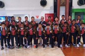 Timnas Pelajar U-15 wakili Indonesia IFC 2019