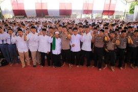 Forkopimda Kediri apresiasi TNI/Polri amankan pelantikan Presiden