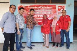 Politikus NasDem daftar bacawali Surabaya di PSI