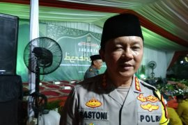 Polres Metro Jaksel kerahkan seribu personel kawal pelantikan presiden