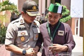 Tidak ada unjuk rasa di Banjarbaru di hari pelantikan Presiden
