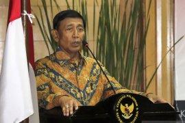 Pendiri Partai Hanura Wiranto mundur dari jabatan Ketua Dewan Pembina