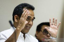 Gerindra meneruskan surat pengunduran diri Edhy kepada Prabowo Subianto