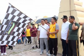 Kapolda Banten hadiri launching Lomba Kampung Bersih dan Aman