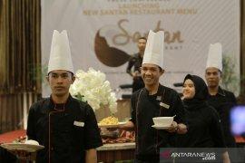 Hotel Horison Gorontalo kenalkan 20 menu baru dari Santan Restoran