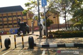 Taman tematik Kota Tangerang akan dilengkapi videotron