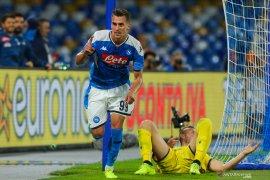 Hasil Liga Italia: Milik antar Napoli pecundangi Verona