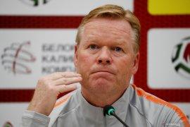 Pelatih Koeman senang Belanda dengan Italia satu grup di Nations League