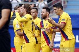Bagi Manajer Barcelona Valverde kesuburan Trio MSG cuma soal waktu