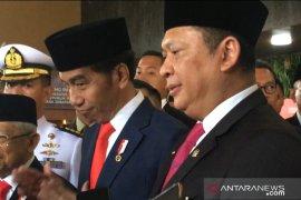 Senin Pagi, Presiden janji sampaikan nama Menteri
