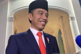 Menanti pembuktian janji Jokowi Indonesia menjadi negara maju