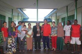Asisten I Setda Asmat pantau pelayanan kesehatan di Sirets
