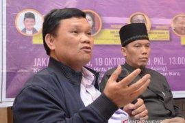 Masyarakat Indonesia harus bersatu dukung pelantikan Presiden-Wakil Presiden