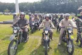 Pemkab Asahan, Polres dan  TNI gelar doa bersama dan patroli