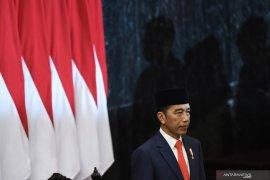 Joko Widodo dan Ma'ruf Amin resmi dilantik