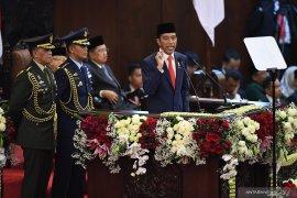 Presiden Jokowi akan pangkas eselon jadi dua level
