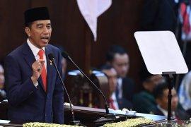Presiden sampaikan upaya tingkatkan produktivitas birokrasi