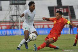Pemain muda Persija Braif Fatari optimistis dengan peluang timnas di Piala Asia U-19