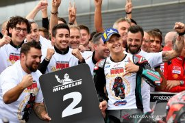 Quartararo rookie terbaik MotoGP 2019