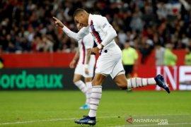 Hasil dan klasemen Liga Prancis: PSG kini unggul lima poin
