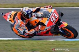 Marquez juarai MotoGP Jepang, Honda raih gelar konstruktor