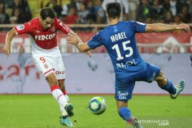 Liga Prancis - Bangkit dari ketertinggalan, Monaco tundukkan Rennes 3-2