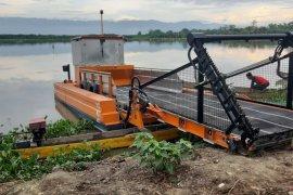 Gorontalo-Pindad jajaki kerja sama tangani eceng gondok Danau Limboto